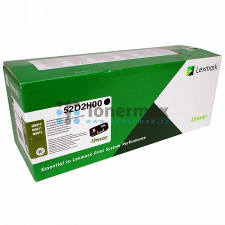 Lexmark 52D2H00, 522H, return, originální toner pro tiskárny Lexmark MS810de, MS810dn, MS810dtn, MS810n, MS811dn, MS811dtn, MS811n, MS812de, MS812dn, MS812dtn