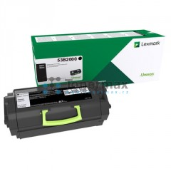 Lexmark 53B2000, Return Program