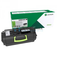 Lexmark 53B2X00, Return Program