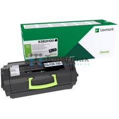 Lexmark 63B2H00, Return Program