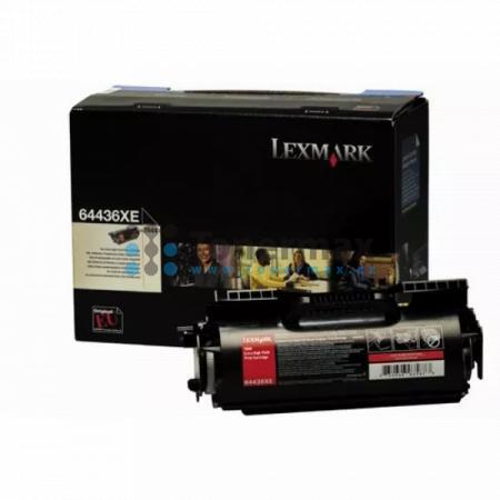 Lexmark 64436XE, originální toner pro tiskárny Lexmark T644, T644dtn, T644n, T644tn
