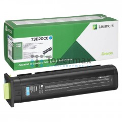 Lexmark 73B20C0, Return Program