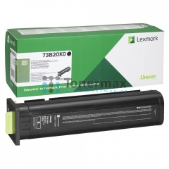 Lexmark 73B20K0, Return Program