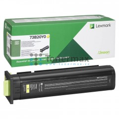 Lexmark 73B20Y0, Return Program