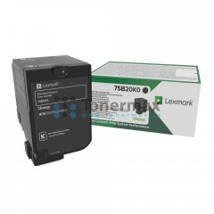 Lexmark 75B20K0, Return Program