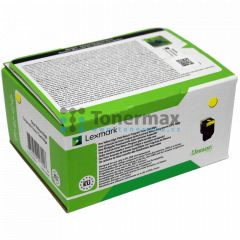 Lexmark 78C2UYE, Corporate Toner