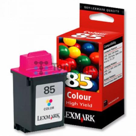 Lexmark 85, 12A1985E, originální cartridge pro tiskárny Lexmark 3200, 5000, 5700, 5770, Optra Color 40, Optra Color 45, Optra Color 45n, Z11, Z31