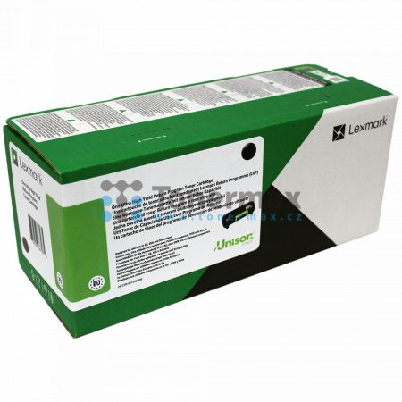 Lexmark B252X00, Return Program