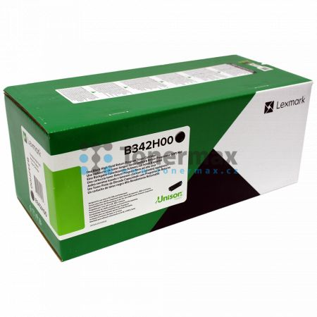 Lexmark B342H00, Return Program