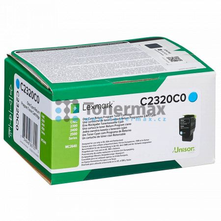 Lexmark C2320C0, Return Program