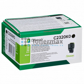 Lexmark C2320K0, Return Program