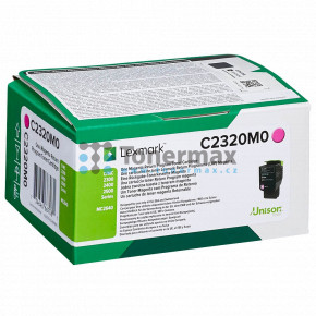 Lexmark C2320M0, Return Program