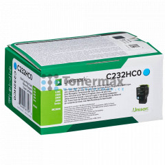 Lexmark C232HC0, Return Program