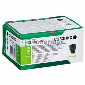Lexmark C232HK0, Return Program