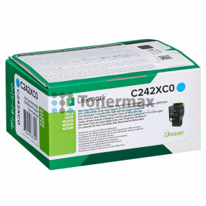 Lexmark C242XC0, Return Program