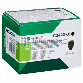 Lexmark C242XK0, Return Program