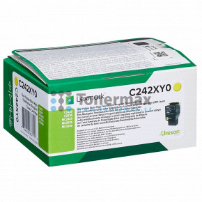 Lexmark C242XY0, Return Program