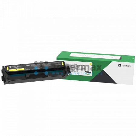 Toner Lexmark C3220Y0, Return Program