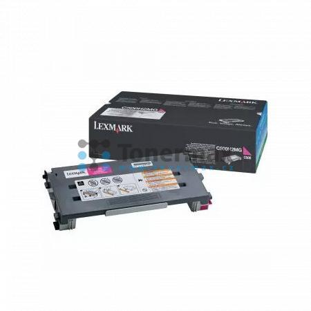 Lexmark C500H2MG, return, originální toner pro tiskárny Lexmark C500n, X500n, X502n