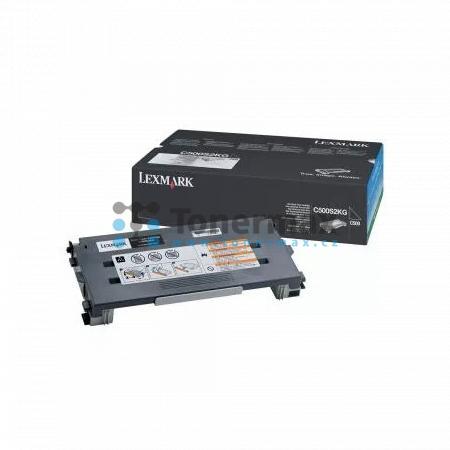 Lexmark C500S2KG, return, originální toner pro tiskárny Lexmark C500n, X500n, X502n