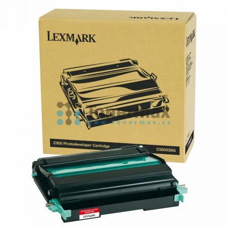 Lexmark C500X26G, fotoválec originální pro tiskárny Lexmark C500n, X500n, X502n