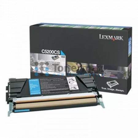Lexmark C5202CS, originální toner pro tiskárny Lexmark C530dn