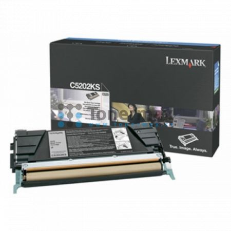 Lexmark C5202KS, originální toner pro tiskárny Lexmark C530dn