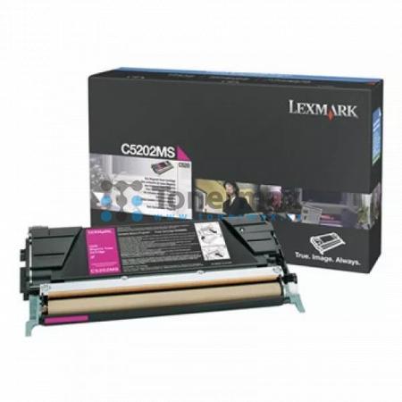 Lexmark C5202MS, originální toner pro tiskárny Lexmark C530dn