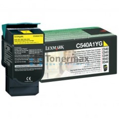 Lexmark C540A1YG, return