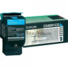 Lexmark C540H1CG, return