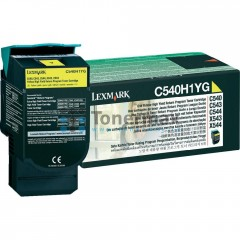 Lexmark C540H1YG, return