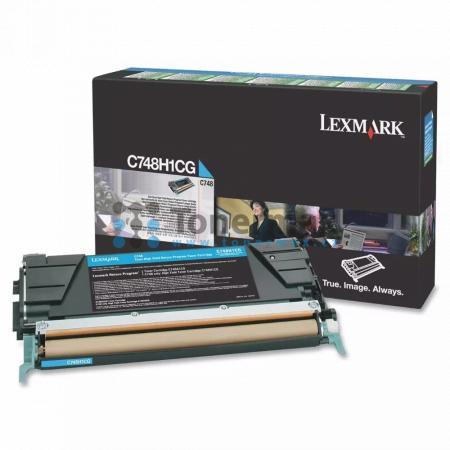 Lexmark C748H1CG, return, originální toner pro tiskárny Lexmark C748de, C748dte, C748e