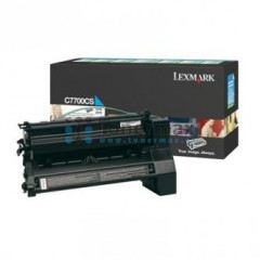 Lexmark C7700CS, return