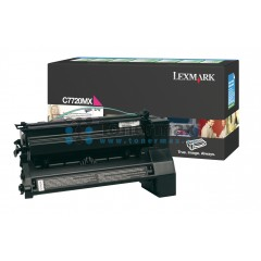 Lexmark C7720MX, return