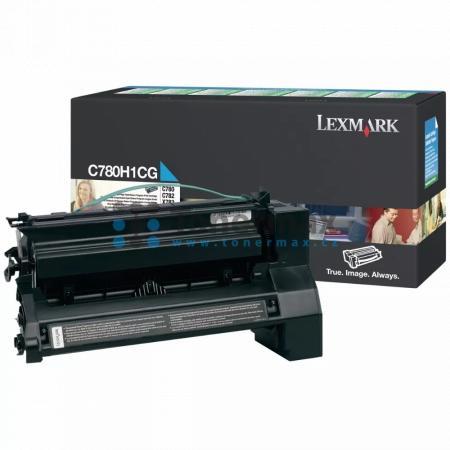 Lexmark C780H1CG, return, originální toner pro tiskárny Lexmark C780dn, C780dtn, C780n, C782dn, C782dtn, C782n, X782e