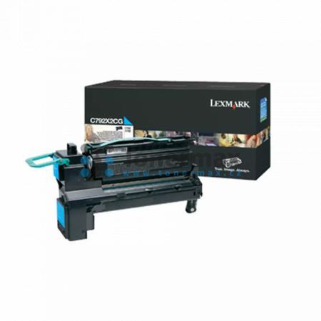 Lexmark C792X2CG, originální toner pro tiskárny Lexmark C792de, C792dhe, C792dte, C792e