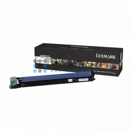 Lexmark C950X71G, fotoválec originální pro tiskárny Lexmark C950de, X950de, X950dhe, X952de, X954de