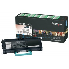 Lexmark E260A11E, Return Program
