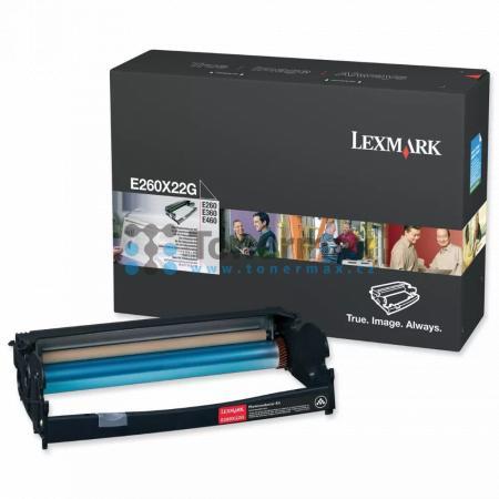 Lexmark E260X22G, fotoválec originální pro tiskárny Lexmark E260, E260d, E260dn, E360d, E360dn, E460dn, E460dw, E462dtn, X264dn, X363dn, X364dn, X364dw, X463de, X464de, X466de, X466dte, X466dwe