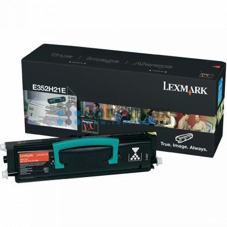 Lexmark E352H21E, originální toner pro tiskárny Lexmark E350d, E352dn