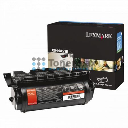 Lexmark X644A21E, originální toner pro tiskárny Lexmark X642e, X644e, X646dte, X646e, X646ef