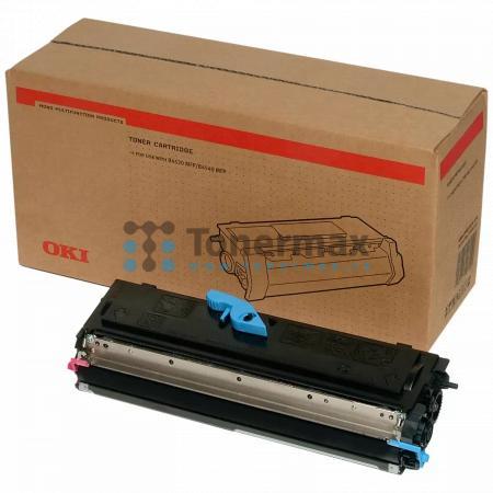 OKI 09004168, poškozený obal, originální toner pro tiskárny OKI B4520, B4520 MFP, B4520MFP, B4525, B4525 MFP, B4525MFP, B4540, B4540 MFP, B4540MFP, B4545, B4545 MFP, B4545MFP