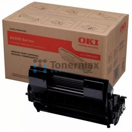 OKI 09004461, originální toner pro tiskárny OKI B6500, B6500dn, B6500n