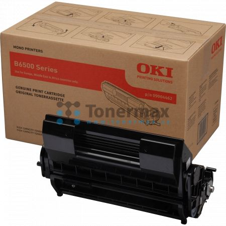 OKI 09004462, originální toner pro tiskárny OKI B6500, B6500dn, B6500n