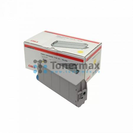 OKI 41963005, Typ C4, originální toner pro tiskárny OKI C7100, C7100n, C7300, C7300 V2, C7300dn, C7300dxn, C7300n, C7350, C7350dn, C7350dtn, C7350n, C7500, C7500 V2, C7500dxn, C7500hdn
