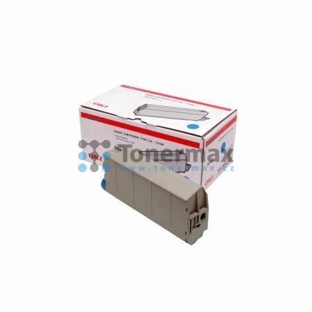 OKI 41963007, Typ C4, originální toner pro tiskárny OKI C7100, C7100n, C7300, C7300 V2, C7300dn, C7300dxn, C7300n, C7350, C7350dn, C7350dtn, C7350n, C7500, C7500 V2, C7500dxn, C7500hdn