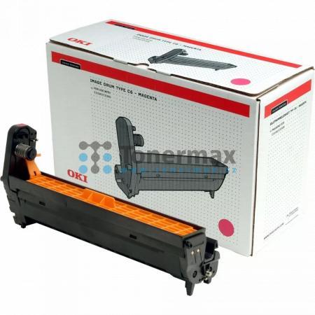OKI 42126606, obrazový válec originální pro tiskárny OKI C5100, C5100n, C5200, C5200n, C5300, C5300dn, C5300n, C5400, C5400dn, C5400dtn, C5400n, C5400tn