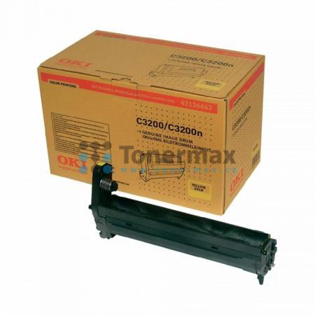 OKI 42126662, obrazový válec originální pro tiskárny OKI C3200, C3200n