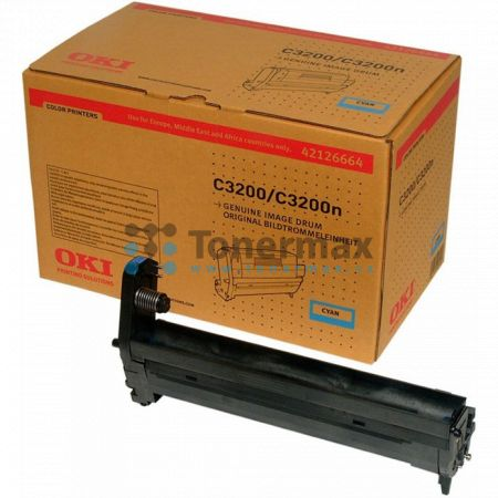 OKI 42126664, obrazový válec originální pro tiskárny OKI C3200, C3200n