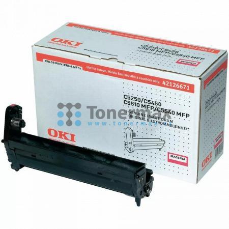 OKI 42126671, obrazový válec originální pro tiskárny OKI C5250, C5250dn, C5250n, C5450, C5450dn, C5450n, C5510, C5510 MFP, C5510MFP, C5540, C5540 MFP, C5540MFP
